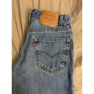 550 Relaxed Fit Levi's